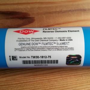DOW-Filmtec Label