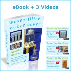Einen Wasserfilter selber bauen - Aquarius Maximus