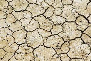 Wassermangel