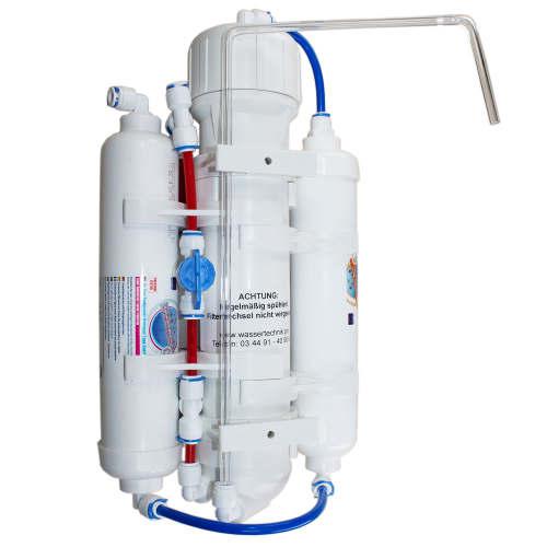 Fertige Osmoseanlage
