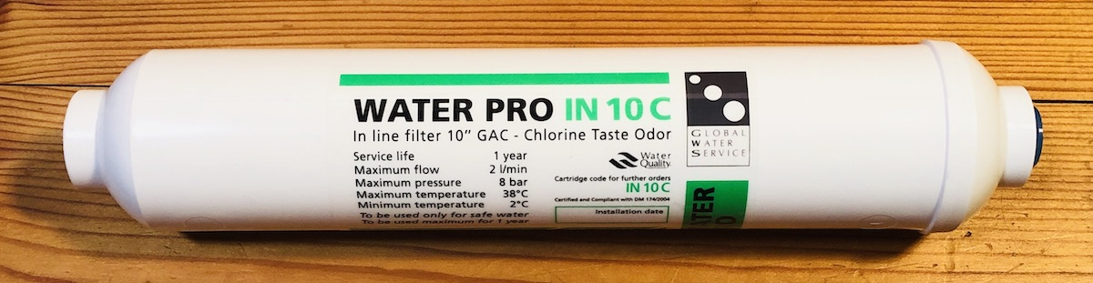 WATER PRO IN10C